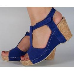 Sandale MUBB platforma...