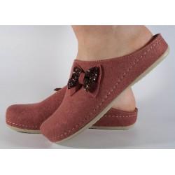 Papuci de casa MUBB roz...